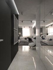 Дизайн гостиной IVIART Проект №7
