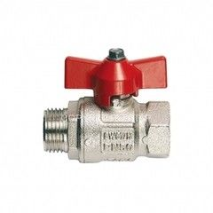 Запорная арматура Itap Ideal кран шаровый полнопроходной DN25 (арт. 093)