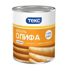 Растворитель Растворитель Текс Олифа Оксоль Универсал 4 кг