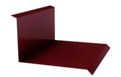 Комплектующие для кровли Shinglas Планка примыкания (2 м.п.)