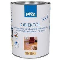 Защитный состав Защитный состав PNZ объектное масло Objectoil (орех, 2.5 л)