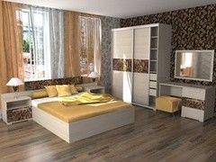 Спальня МакС Набор комбинированный