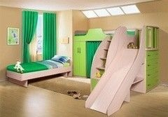 Детская комната Детская комната Tiolly Вариант 2