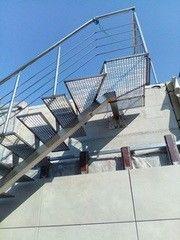 Металлическая лестница ИП Нежащий Н.Н. Пример 49