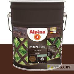 Защитный состав Защитный состав Alpina Лазурь-гель для дерева палисандр (10 л)