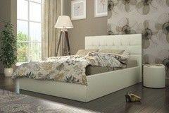 Кровать Кровать Stolline Находка Lux cream oregon 10 160x200 с подъемным механизмом