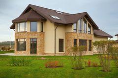 Строительство домов Дом с мансардой ИП Сопин А.В. Пример 385