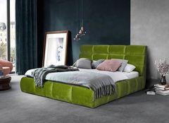 Кровать Кровать ZMF Елена (сп. место 140х200см., зеленый)