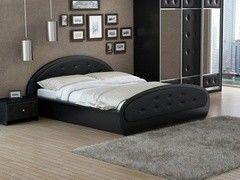 Кровать Кровать ORMATEK Сезия 140x200 (черный)