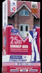 Сухая кладочная смесь Сухая кладочная смесь Тайфун-Мастер Клинкер-шов (графитовый)