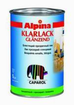 Лак Лак Alpina Klarlack Glanzend