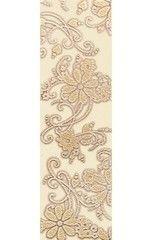 Плитка Плитка Ceramika Paradyz Delicate Beige listwa kwiaty 15x50
