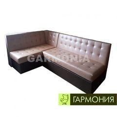Кухонный уголок, диван Гармония Торос (185x65x85x135)