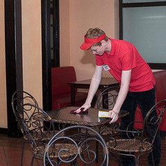 Услуга Поддерживающая уборка кафе, ресторана