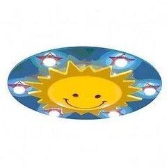 Детский светильник OZCAN Солнце 07459