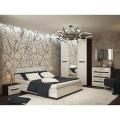 Спальня Горизонт Вегас-1