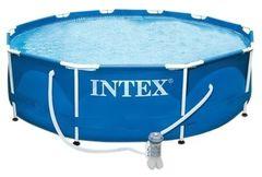 Бассейн Бассейн Intex Metal Frame 28202/56999