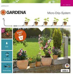 Система автоматического полива Gardena Система Gardena Набор для полива Gardena [13000-32]