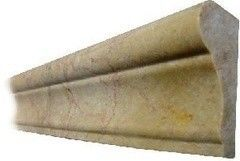 Плитка из камня A&B Stone Бордюр Guang Yellow 30.5x6 HM305-SR1-007
