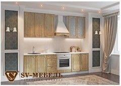 Кухня Кухня SV-Мебель Классика Дуб монументальный