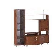 Глазовская мебельная фабрика Элегия 13 МЦН (орех)