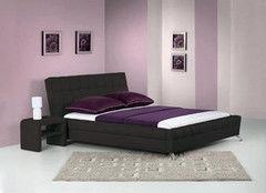 Кровать Кровать Halmar Bonita (черный)
