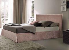Кровать Кровать ZMF Яна (сп. место 140х200, песочный)