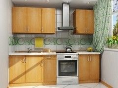 Кухня Кухня Мебельный конструктор Модель 51