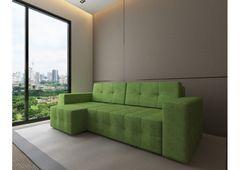 Диван Диван Настоящая мебель Константин Питсбург угловой зеленый