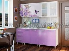 Кухня Кухня BTS Ирис 2,0м Люкс