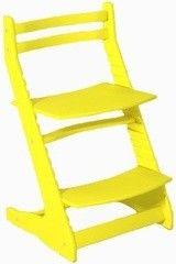 Детский стул Детский стул MillWood Вырастайка-2 (желтый)