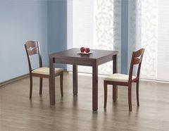 Обеденный стол Обеденный стол Halmar Gracjan (темный орех)