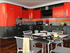 Кухня Кухня на заказ Монтанья 0561 Lucida / 0509 Lucida