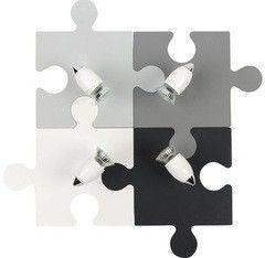 Настенно-потолочный светильник Nowodvorski Puzzle 9728
