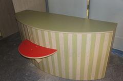 Торговая мебель Торговая мебель Фельтре Прилавок 15