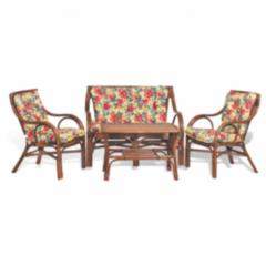 Комплект мебели из ротанга Calamus Rattan 01/18 Макита