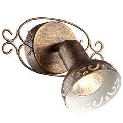 Настенный светильник Arte Lamp Cono A5219AP-1BR