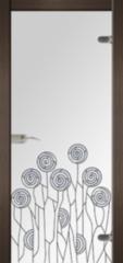 Стеклянная дверь Dariano Гламур (стекло прозрачное)