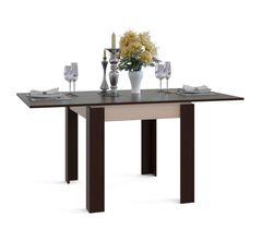 Обеденный стол Обеденный стол Сокол-Мебель СО-2 (венге/беленый дуб1)