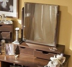 Зеркало Глазовская мебельная фабрика Трюмо Sherlock 55 (орех шоколадный)