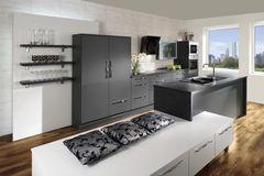 Кухня Кухня Raumplus Пример 146