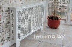Экран для радиаторов Interno.by ламинированный МДФ 9