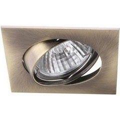 Встраиваемый светильник Arte Lamp A2118PL-3AB