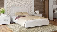 Кровать Кровать ТриЯ 1200 с мягкой спинкой Амели СМ-193.03.001