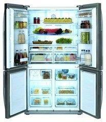 Холодильник Холодильник BEKO GNE 114610 FX