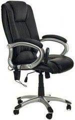 Офисное кресло Офисное кресло Calviano Manline (с массажем и подогревом) черное