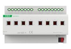 Умный дом GVS 8-и канальный релейный модуль KA/R 0816.1