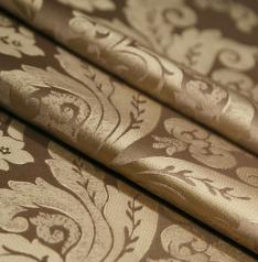 Ткани, текстиль noname Портьера с рисунком 197-16300