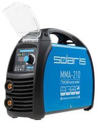 Сварочный аппарат Сварочный аппарат Solaris MMA-210