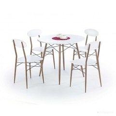 Обеденный стол Обеденный стол Halmar Record (круглый)